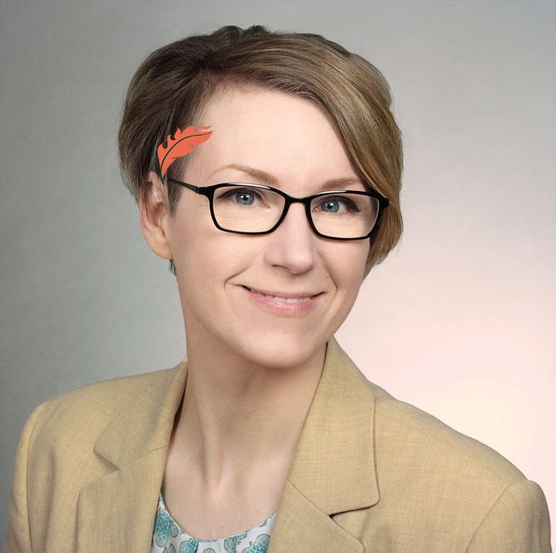 Dr. Annika Backe-Dahmen, Texterin und Coach für Markenkommunikation